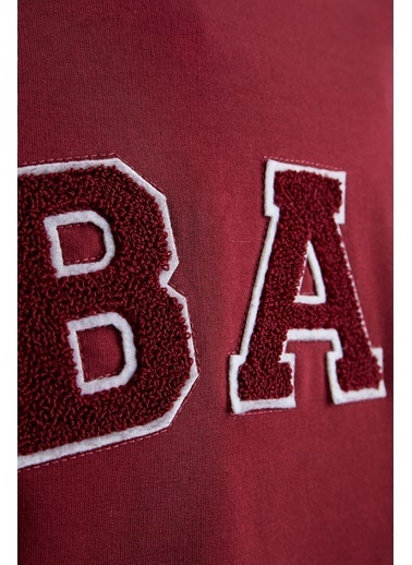 Bad Bear Sweatshirt Bordo
